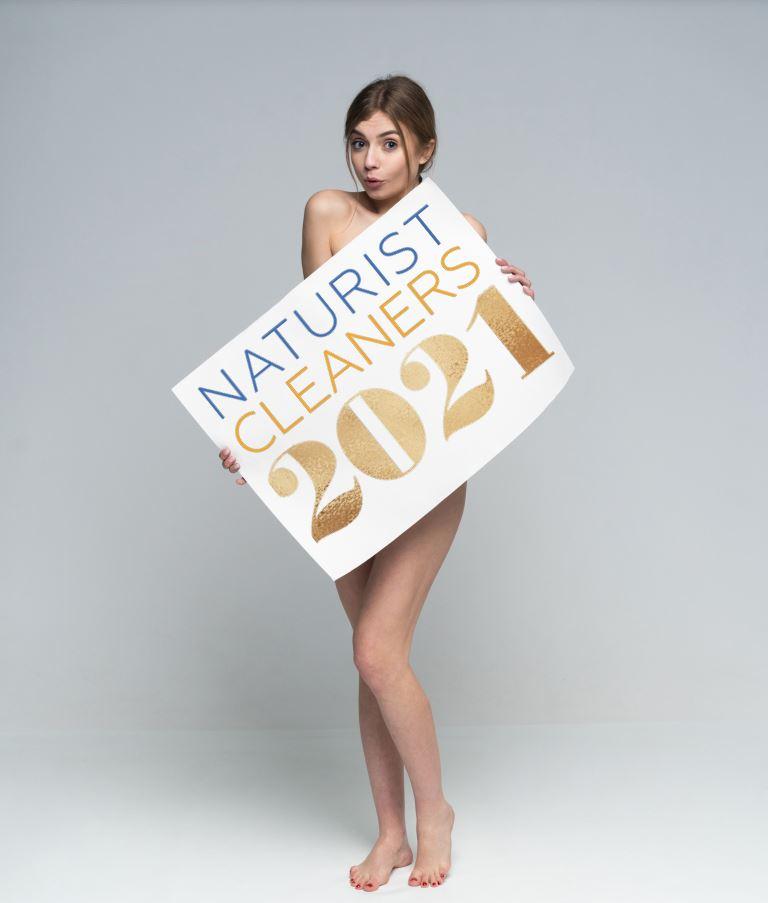 naturist cleaners calendar 2021